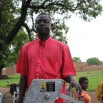 The Water Project: Kombazien Community -
