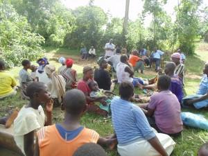 The Water Project : kenya4258-10-eshikulu-community-members