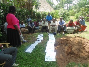The Water Project : kenya4258-12-community-members-keenly-following-the-exercise