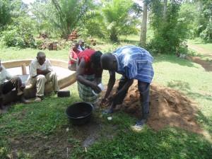 The Water Project : kenya4258-17-hand-washing-demonstration-at-eshikulu-comm