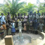 The Water Project: Eshikulu Community -