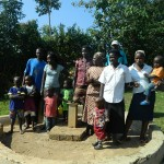 The Water Project: Shikhambi United Pentecostal Church -