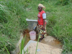 The Water Project : kenya4278-03-st-barnabas-elubari-ack-church-current-water-source