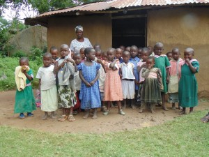 The Water Project : kenya4278-07-st-barnabas-elubari-ack-church-nursery-school-kids