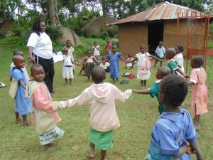 The Water Project : kenya4278-08-st-barnabas-elubari-ack-church-nursery-school-kids