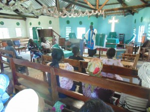 The Water Project : kenya4278-14-ack-elubari-church-service