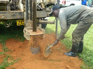 The Water Project : kenya4278-32-zadock-the-driller-doing-his-job-well
