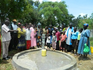 The Water Project : kenya4278-61-elubari-church-handing-over