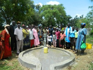 The Water Project : kenya4278-62-elubari-church-handing-over