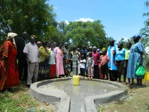 The Water Project : kenya4278-64-elubari-church-handing-over