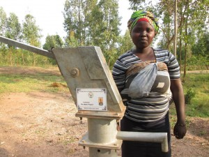 The Water Project : rwanda3080-12-interviewed-person