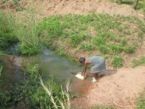 The Water Project : rwanda3080-14-previous-water-water-source