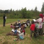 The Water Project: Nyarusange II Village -