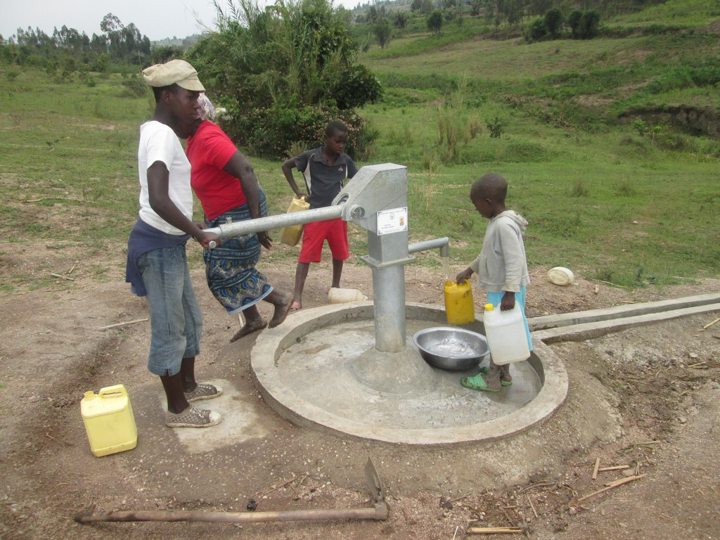 The Water Project : rwanda3081-10-plaque-on-pump-2