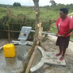 The Water Project: Akayanja Village -