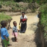 The Water Project: Kyitagi Village -
