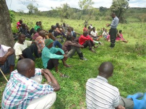 The Water Project : uganda6054-03-action-planning-meeting