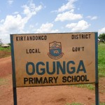 The Water Project: Ogunga Primary School -