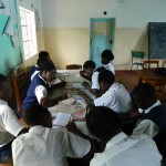 The Water Project: St. Mary's Gorreti Shikoti Girls Secondary School -
