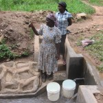 The Water Project: Bugondi/Lwenya Community, Bugondi Spring -