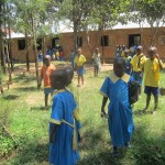 The Water Project: Lwenya Primary School -