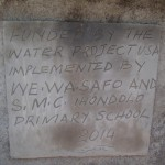 The Water Project: Hondolo Primary School -