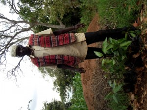The Water Project : kenya4299-39-tree-distribution-in-kee