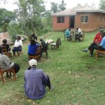 The Water Project: Emukhuya Community -