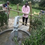 The Water Project: Kyabagyeni II Village -