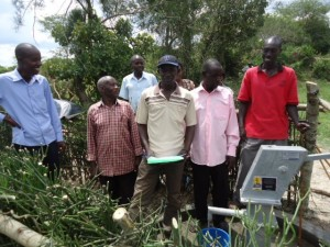 The Water Project : uganda6056-37-water-user-committee