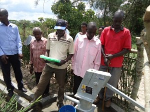 The Water Project : uganda6056-38-water-user-committee