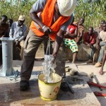 The Water Project: Well Rehab In Burkina Faso - 9069 -