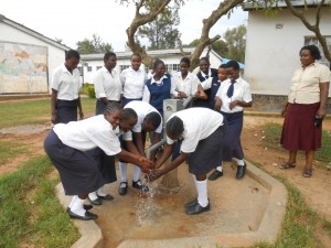 The Water Project : kenya4002-06-st-angela-school-for-the-deaf