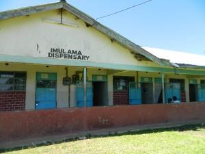 The Water Project : kenya4281-04-imulama-dispensary