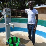 The Water Project: Mashine Community Well Rehabilitation Project -