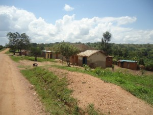 The Water Project : uganda6058-08-trading-centre