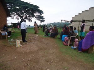 The Water Project : uganda6058-18-community-sensitization