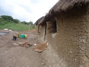 The Water Project : uganda6059-02-poor-sanitation-status