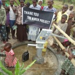 The Water Project: Akanaanasi Village -