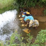 The Water Project: Kinyomozi Pili Pili -