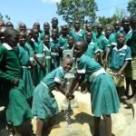 The Water Project: Lutaso Primary School -