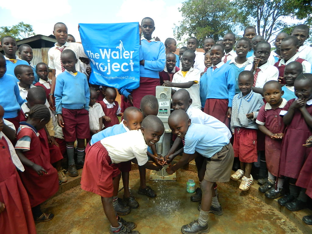 The Water Project : kenya4280-78-handing-over-laboret-boarding-primary-school