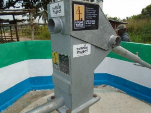 The Water Project : sierraleone5057-04-plaque-on-pump