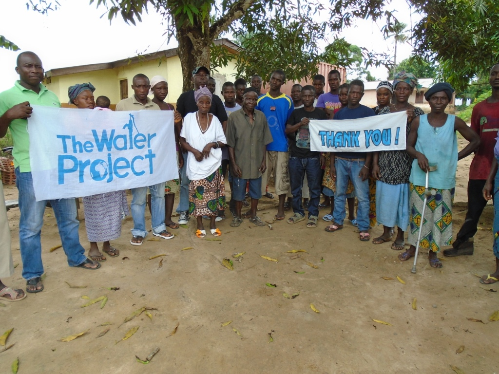 Photo of Bramah Town Well Rehabilitation Project