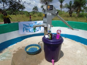 The Water Project : sierraleone5059-03-hygiene-materials