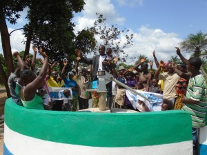 The Water Project : sierraleone5059-09-dedication