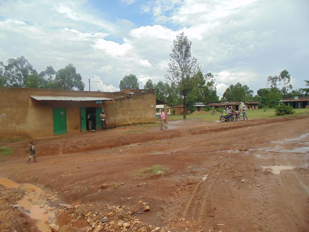 Photo of Ematoyi Market Well Rehabilitation Project