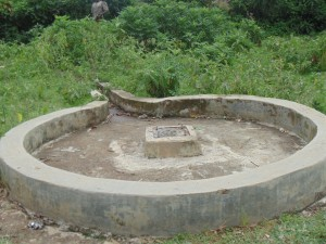 The Water Project : kenya4318-11-ematoyi-rehab-well