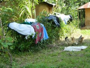 The Water Project : kenya4319-01-clothline