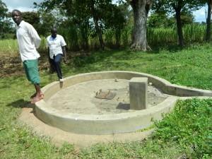 The Water Project : kenya4319-07-musidi-rehab-well